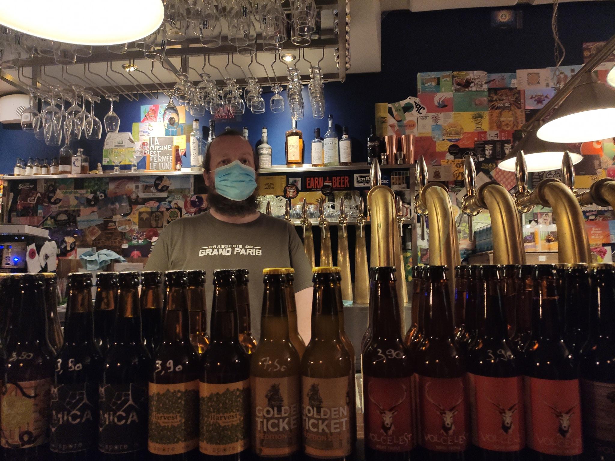 Hoppy Corner - Caviste à Paris (décembre 2020) - Bières artisanales