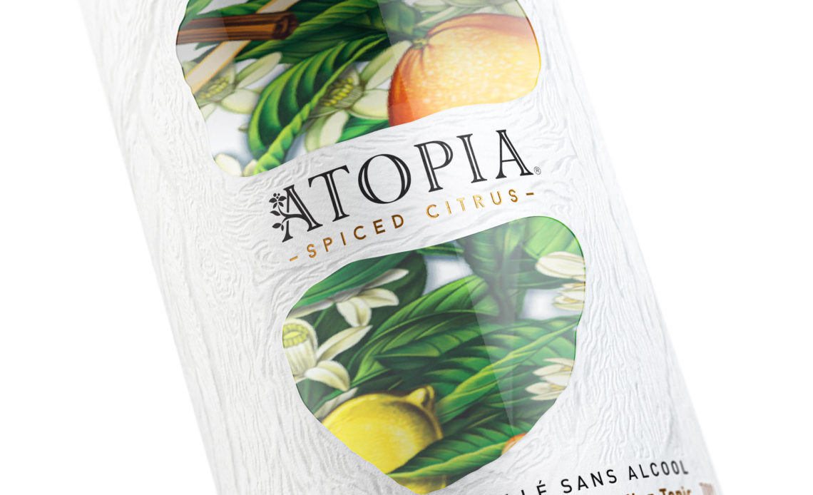 Atopia - Spiritueux sans alcool - William Grant & Sons France