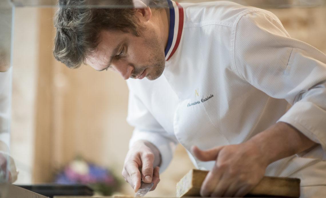 Arnaud Nicolas - Charcutier à Paris