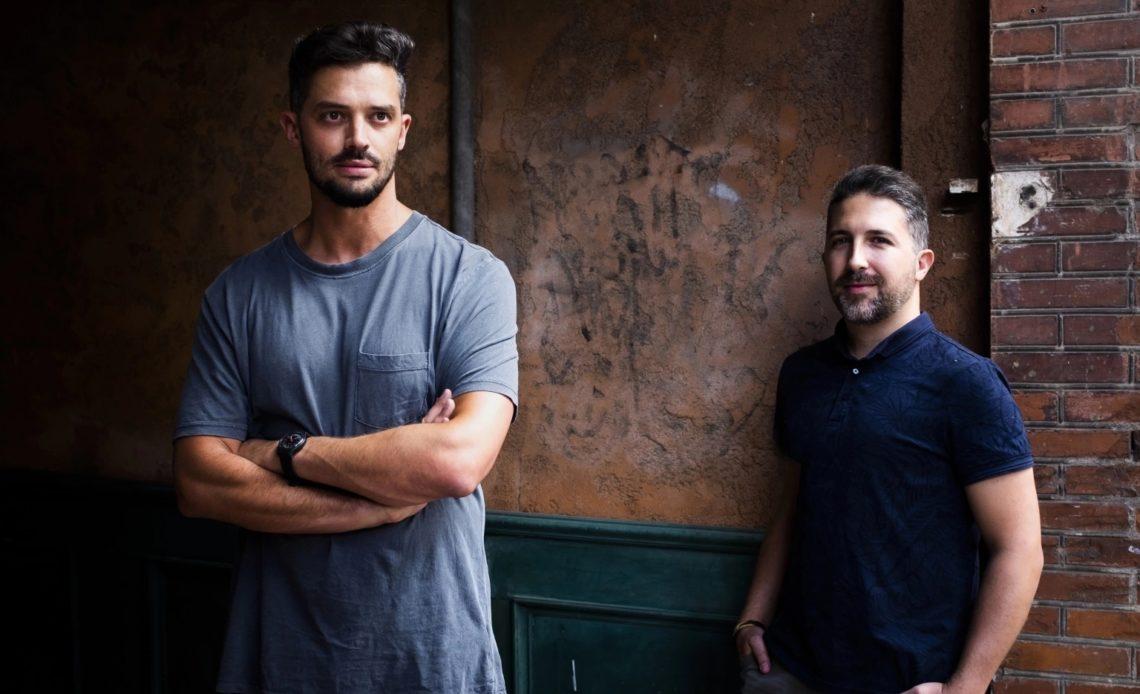 Brand Brothers - Johan Debit, designer, Jean-Rémi Massery, directeur du développement