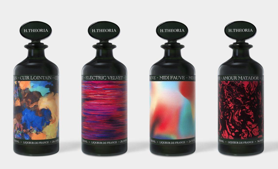 Midi Fauve - Nouvelle gamme de liqueurs H.Theoria