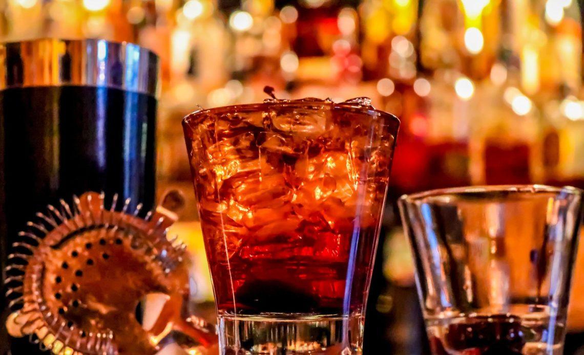 Boissons et cocktails bien shakés