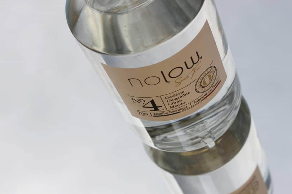 Nolow Spirit Free - Distillat sans alcool - Spiritueux sans alcool