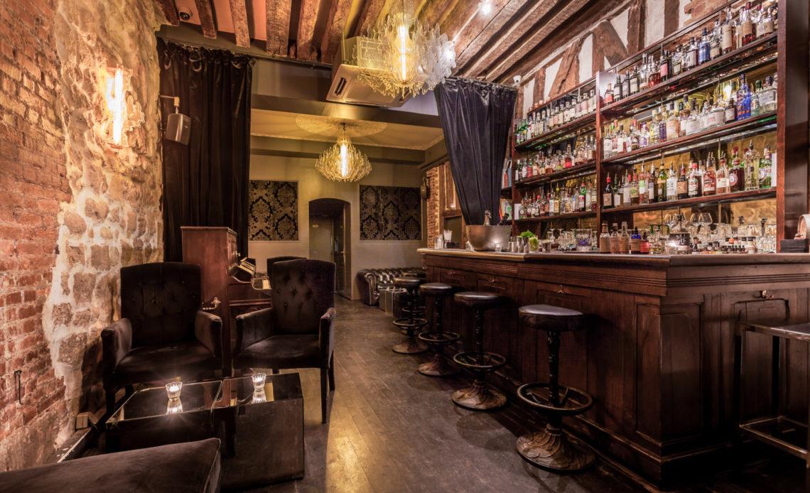 Experimental Cocktail Club - Paris - Bar à cocktails