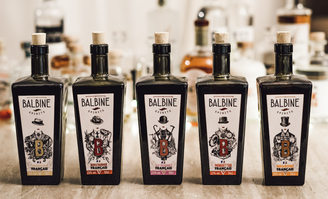 Balbine Spirits - Cocktails prêts à boire (RTD)
