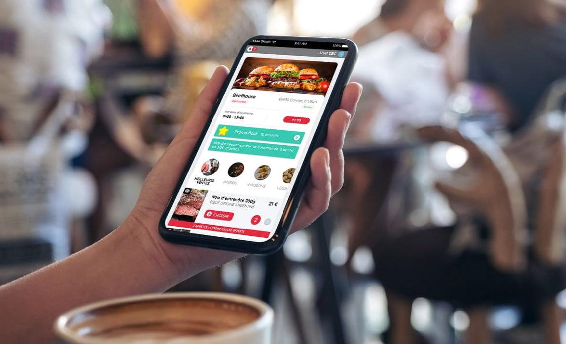 RXclub - Application mobile en restaurants Tribeca