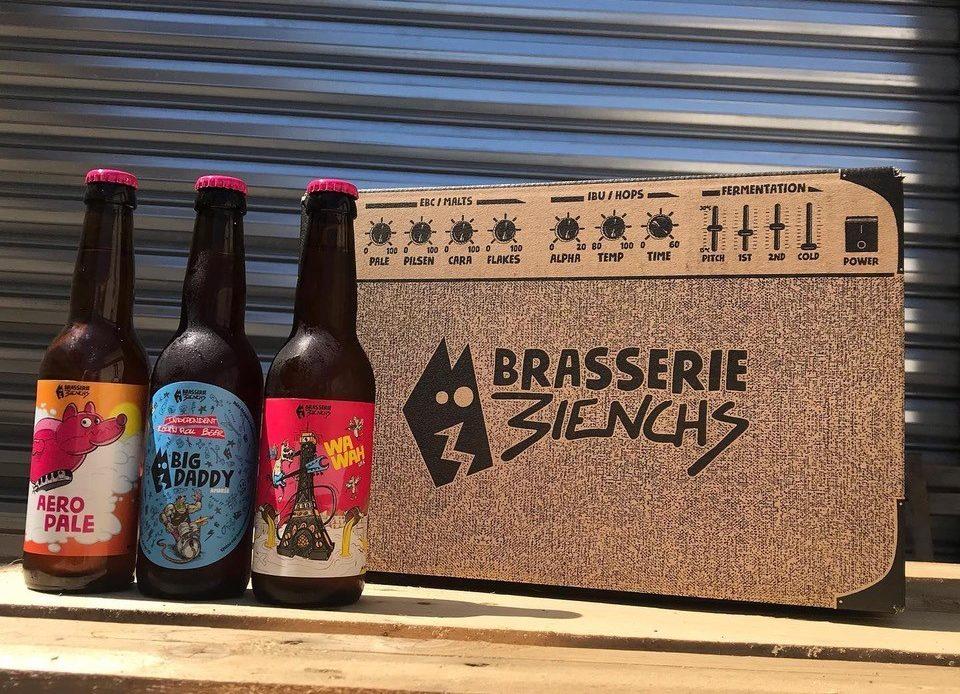 Brasserie 3ienchs - Bières à Saint-Maur-des-Fossés (94)