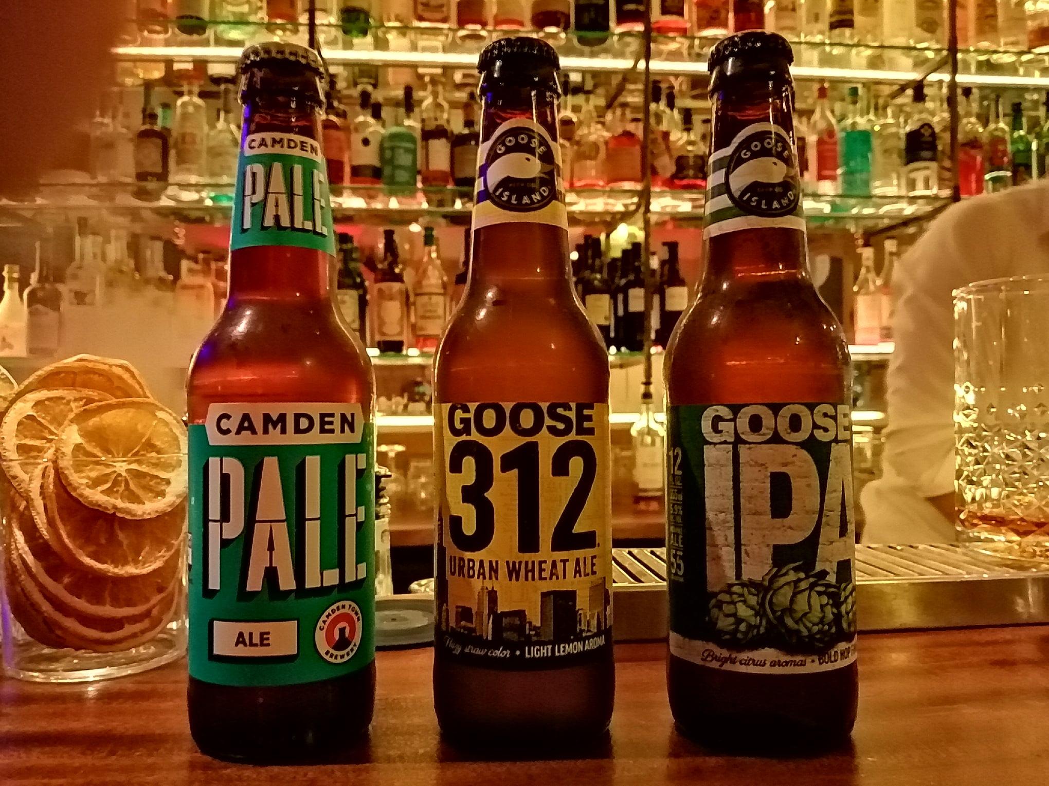 Goose Island - Bières en bouteille