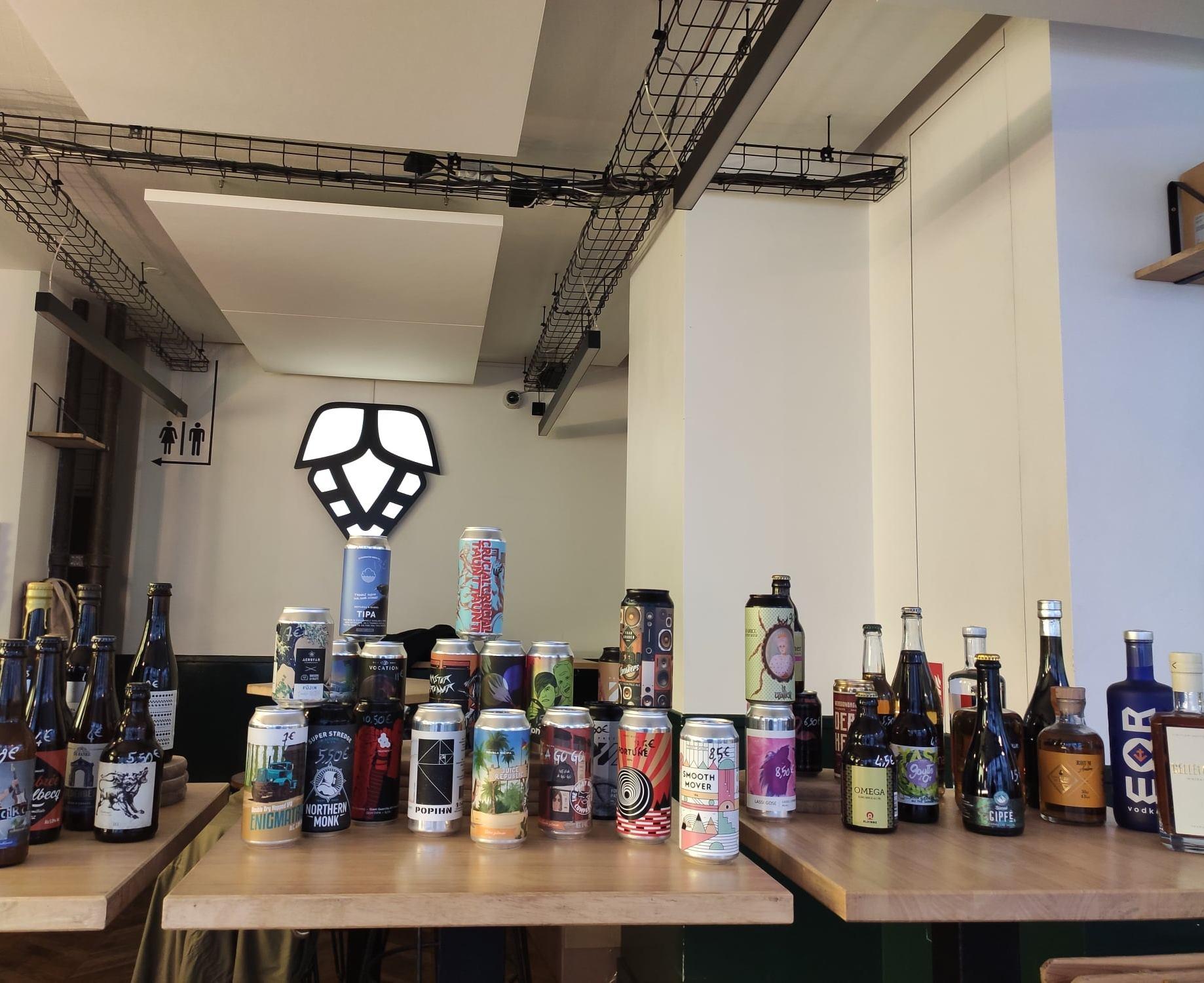 IBU - Bar à bières artisanales - Paris