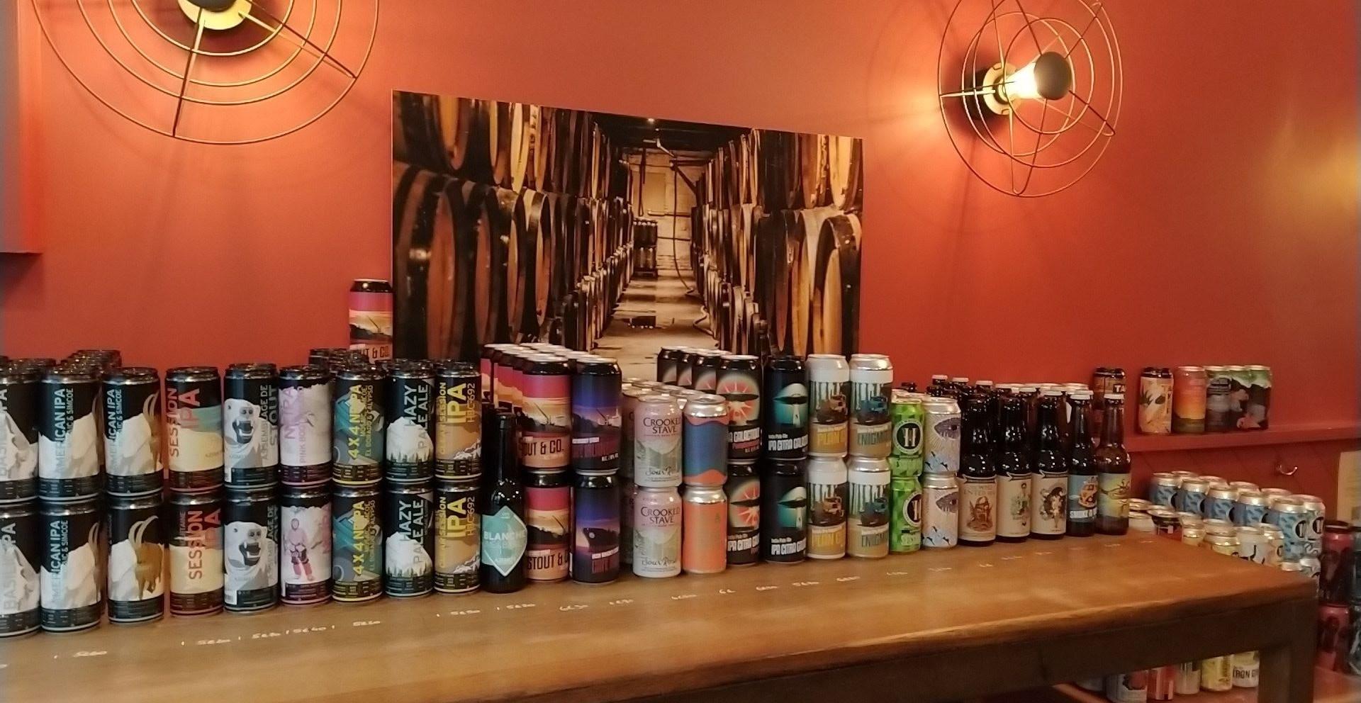 La Fine Mousse - Bar à bières - Paris 11