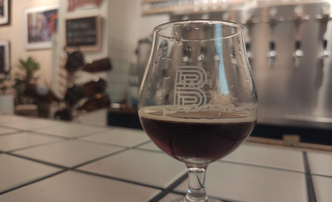 Bière à la pression - Maison BapBap - Paris 11eme