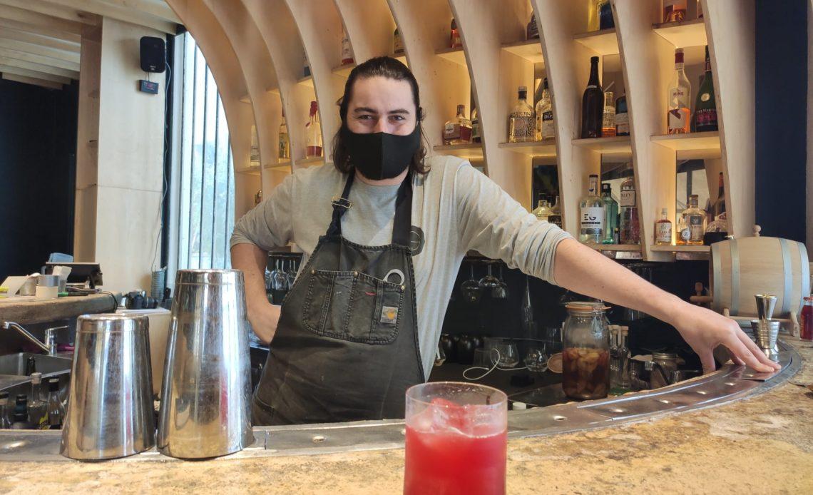 Steven Chicard - Bar manager - Gravity Bar