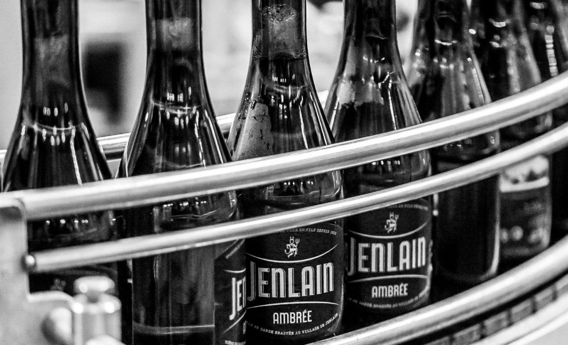 Bière Jenlain - Brasserie Duyck