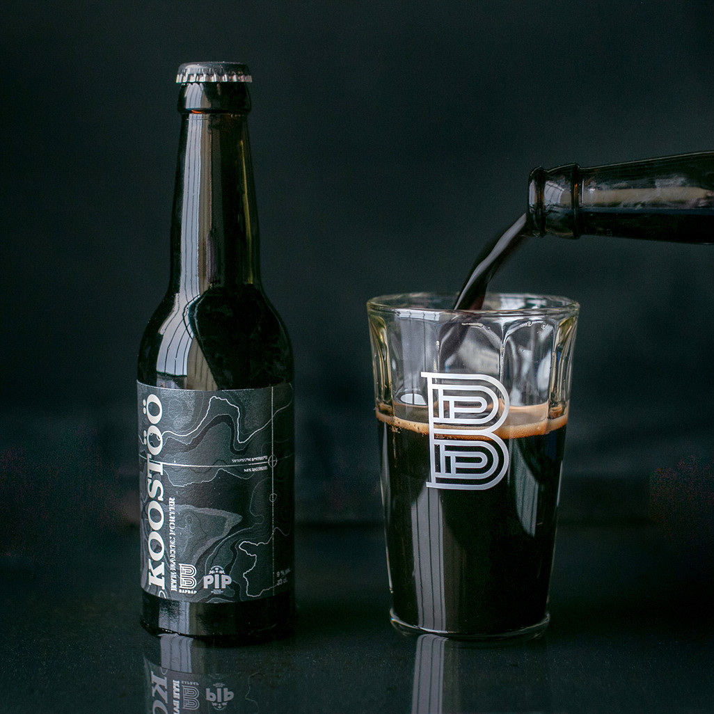 Koostoo - Bière - Baltic Porter - BapBap