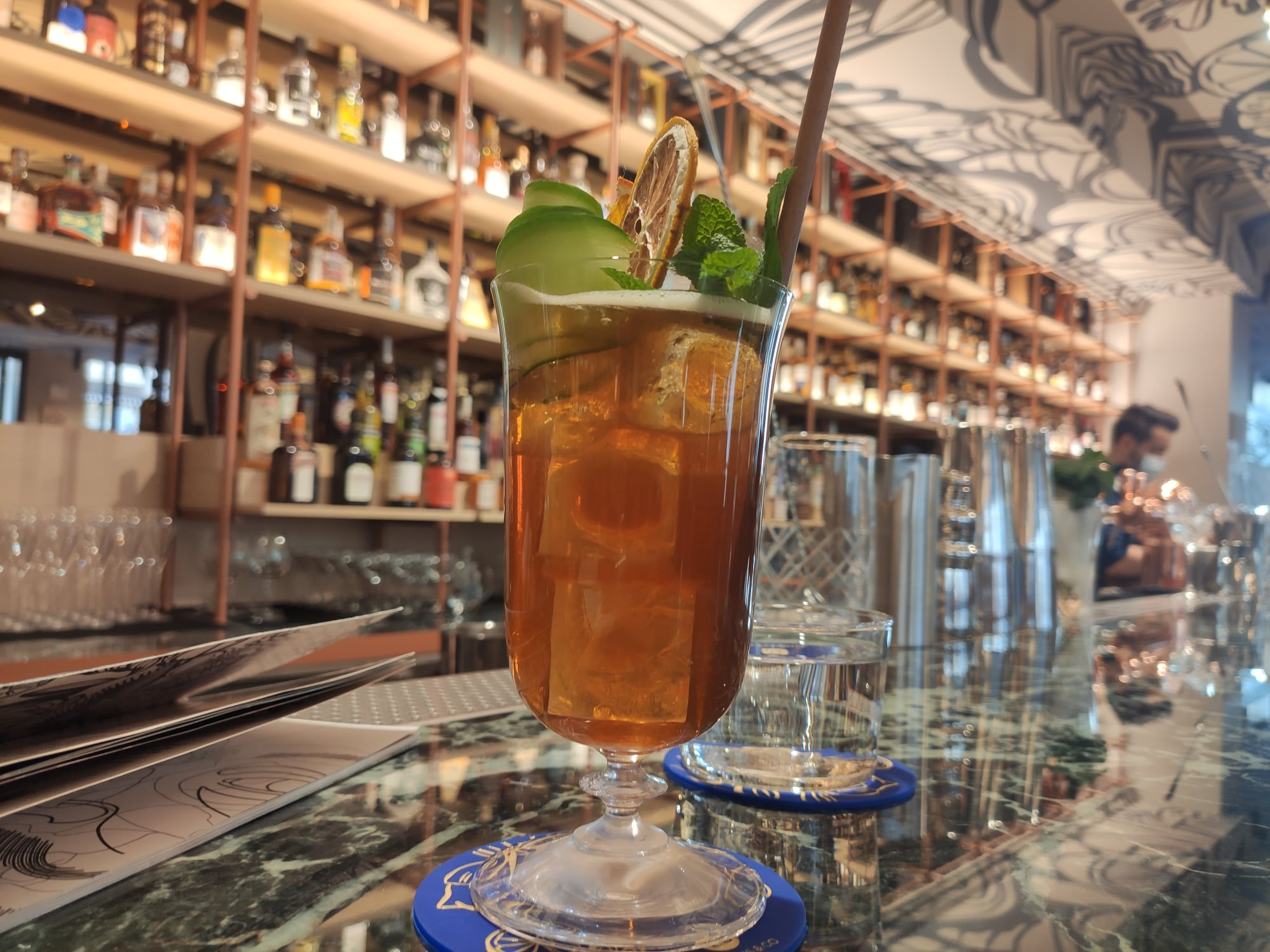 Pimm's 106 - Drinks & Co