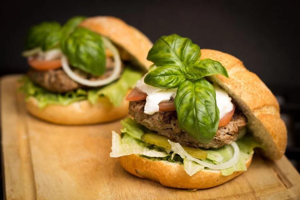 Hamburger - Food Burger