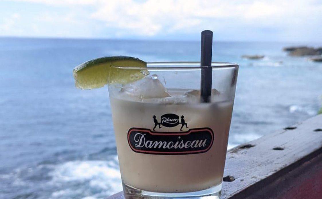 Cocktail Punch - Rhum Damoiseau