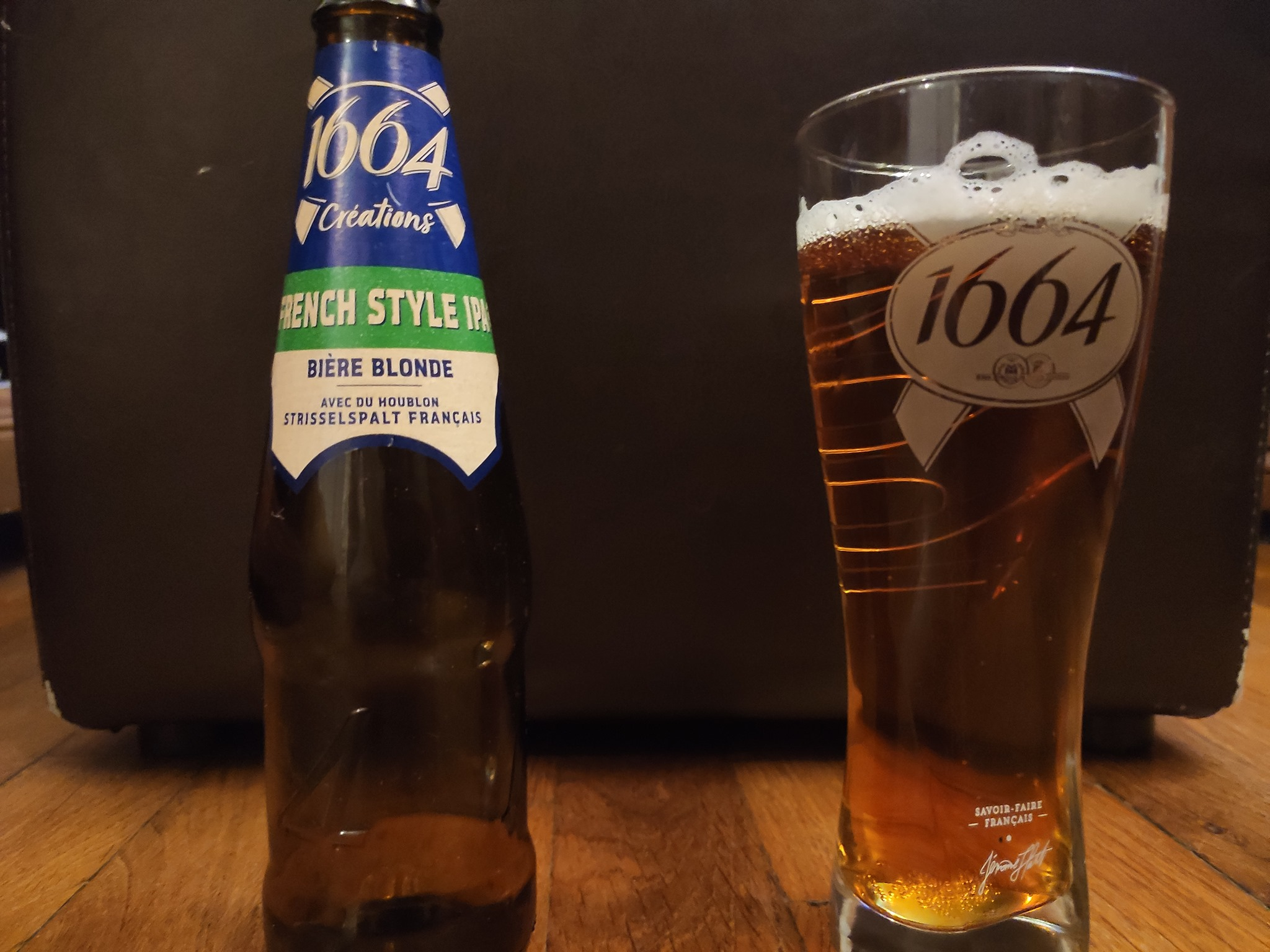 1664 Créations - French Style IPA - Bière - Kronenbourg