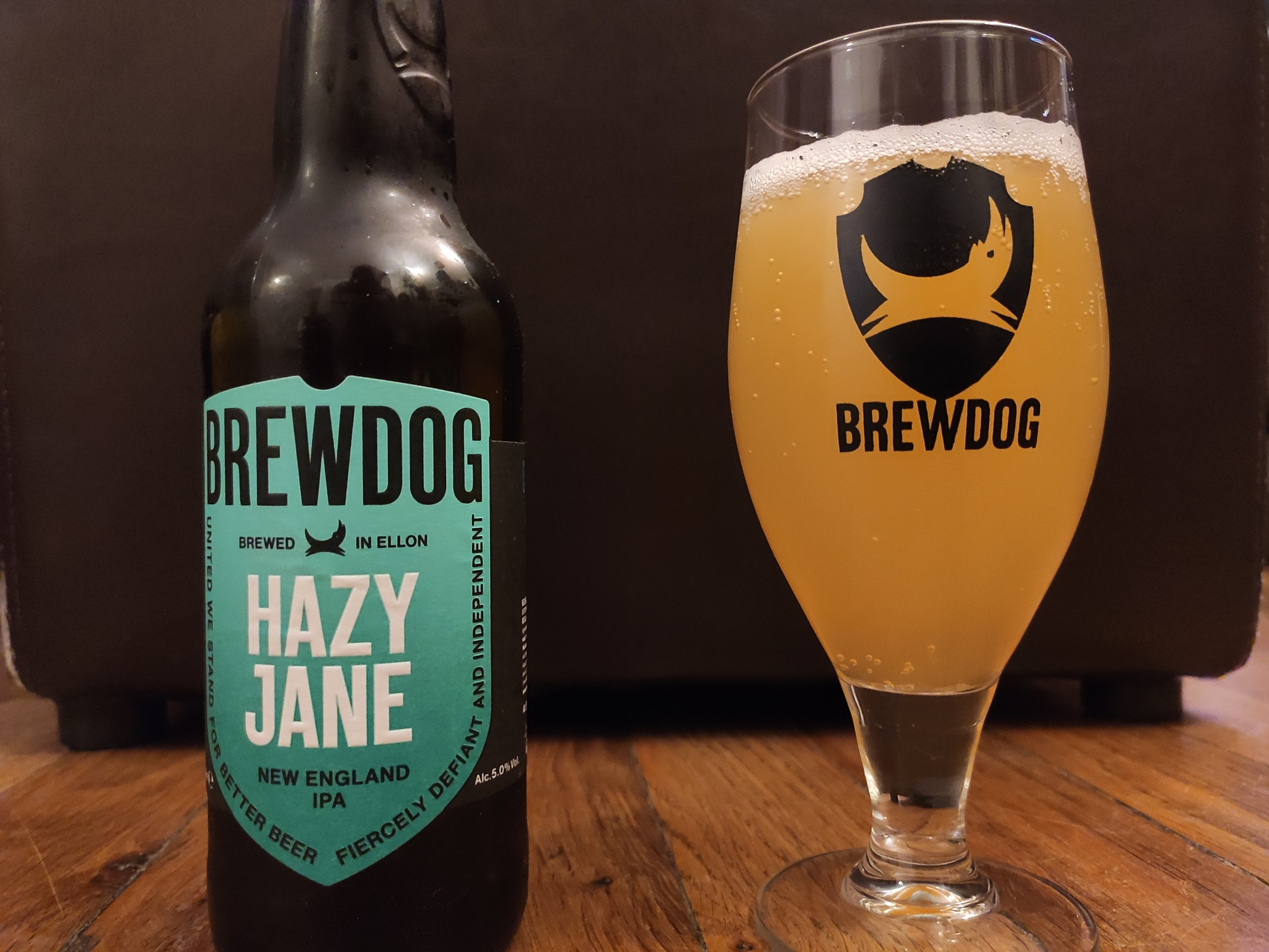 BrewDog - Hazy Jane - NEIPA