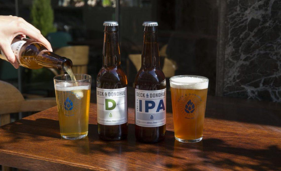 Deck & Donohue - Bières fines- Pilsner et IPA