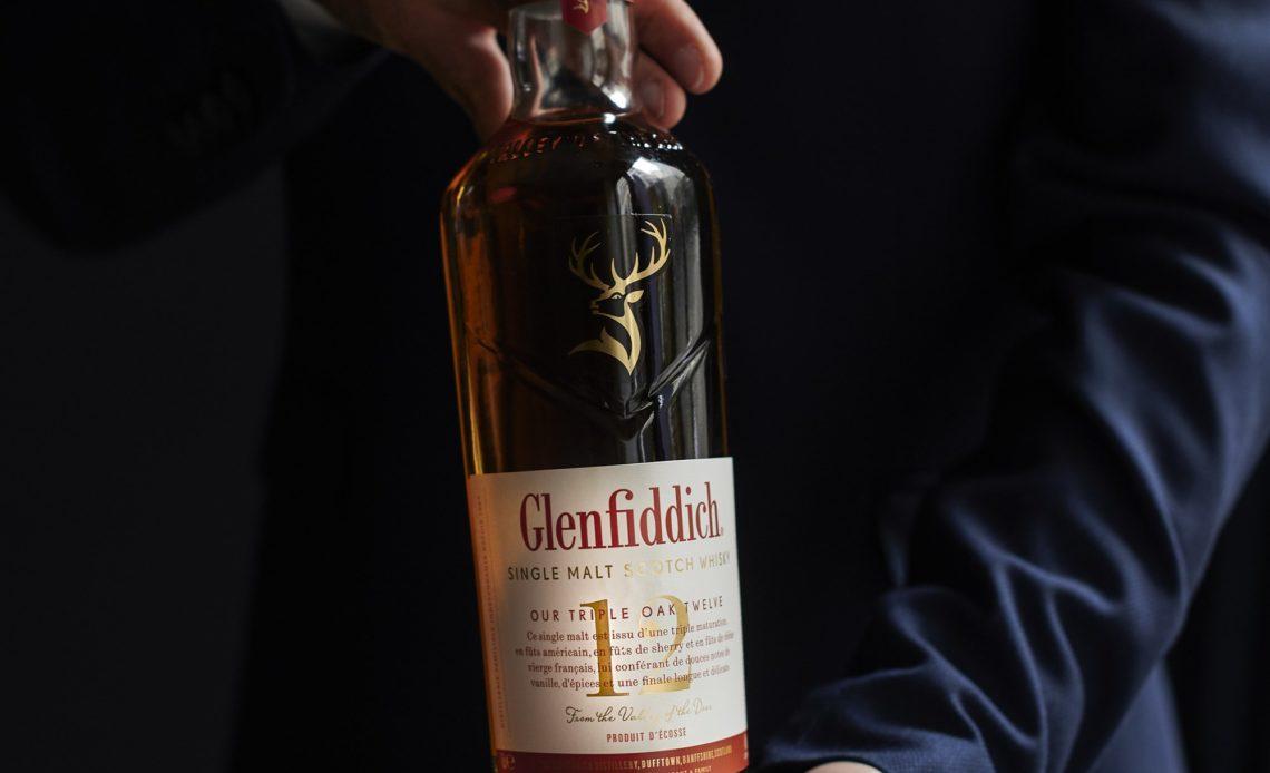 Glenfiddich 12 ans Triple Oak