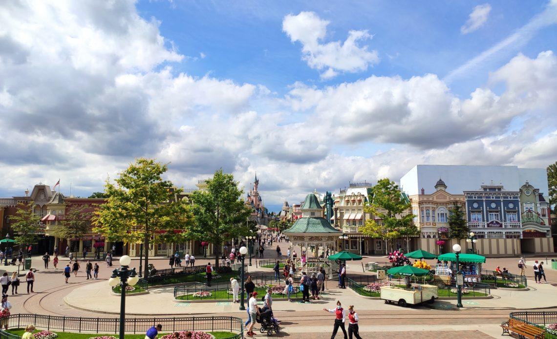 Disneyland Paris - Parc Disneyland - Juillet 2020