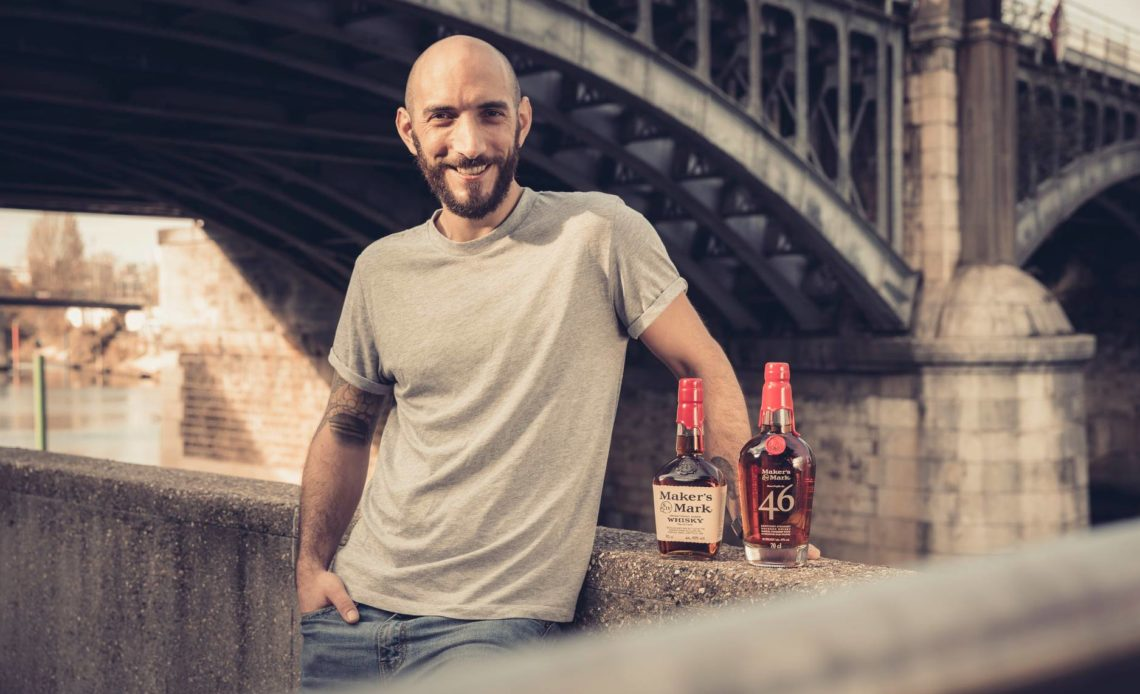 Benjamin Flavigny, brand ambassador - Maker's Mark - Whisky - Bourbon