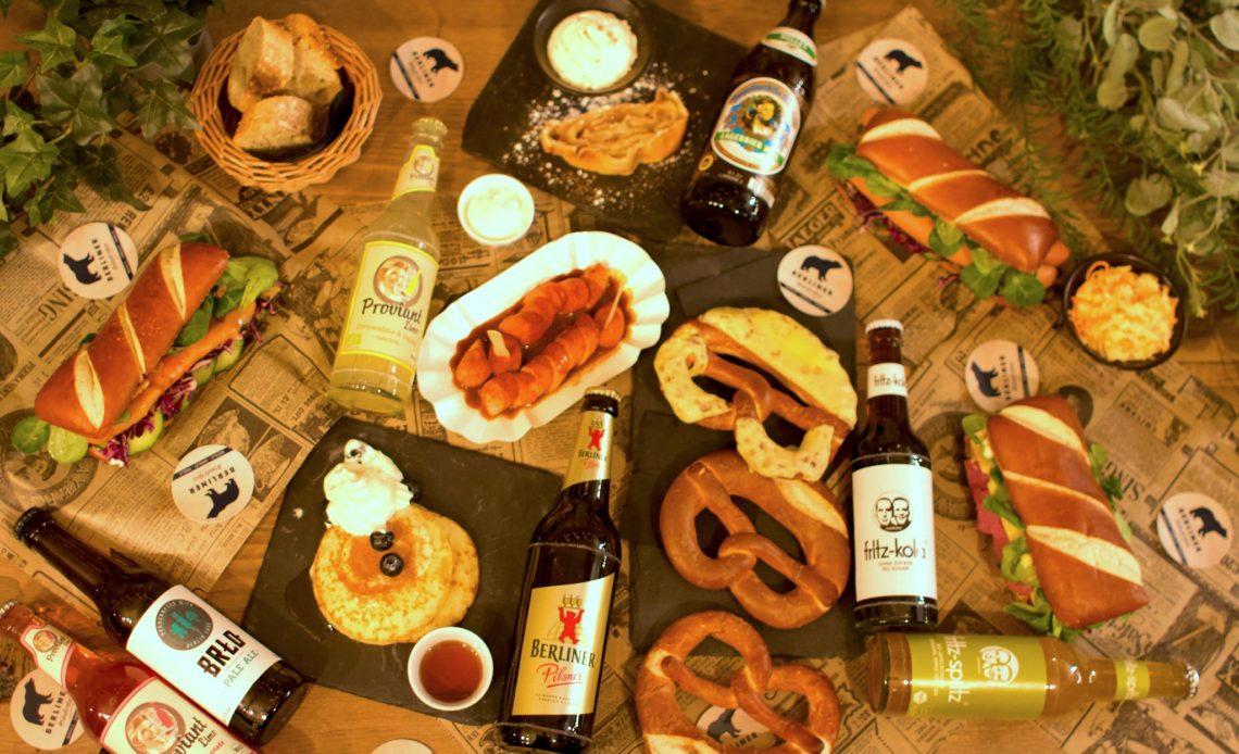Berliner Wunderbar Food