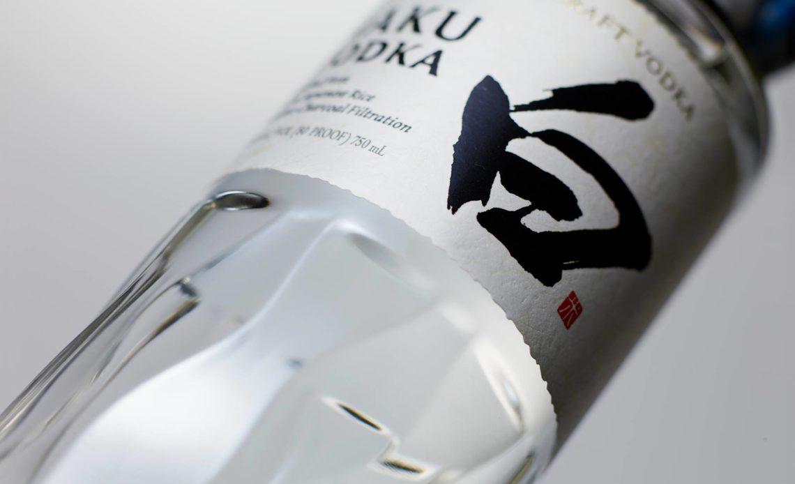 Haku Craft Vodka - Suntory