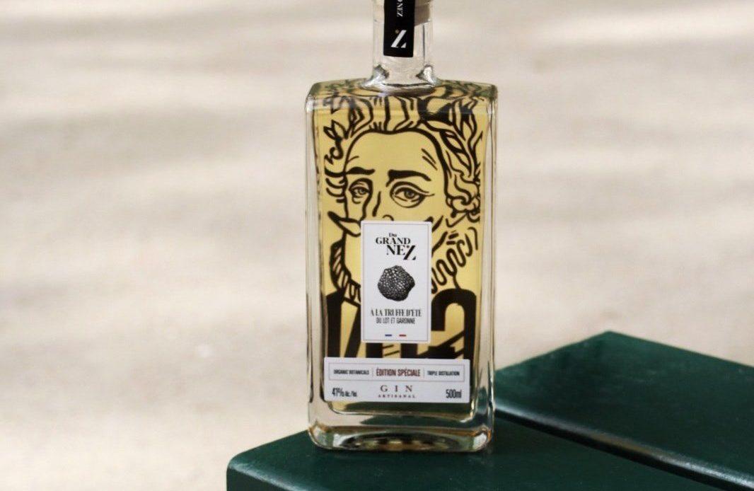 Distillerie du Grand Nez - Gin à la truffe
