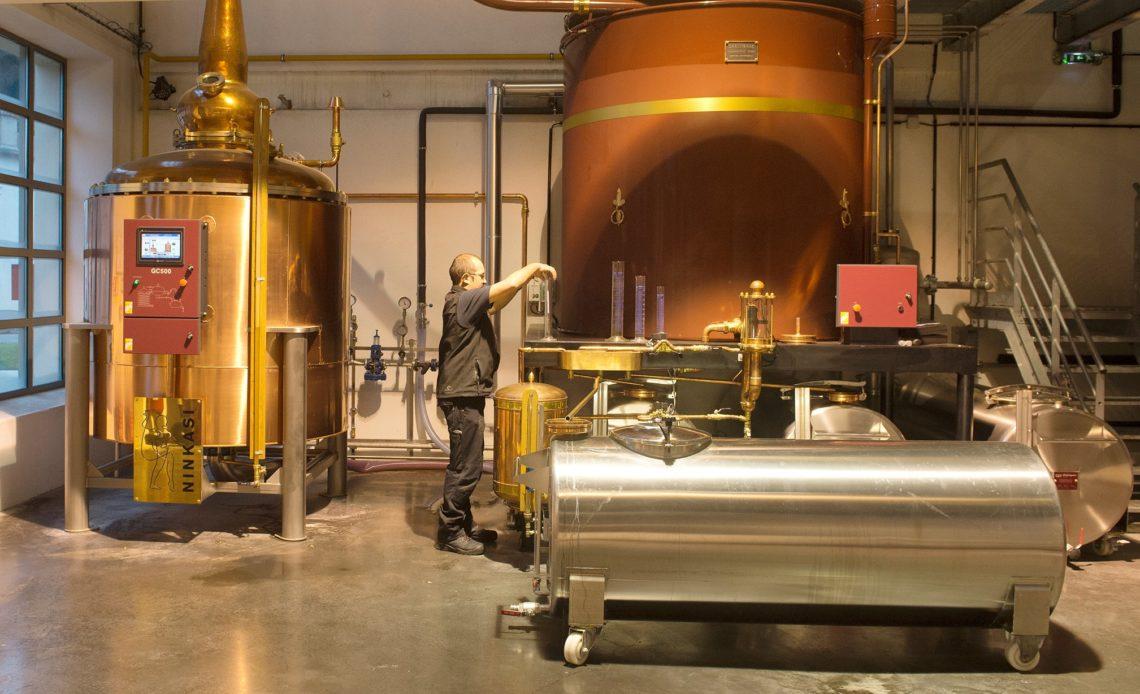 Distillerie Ninkasi