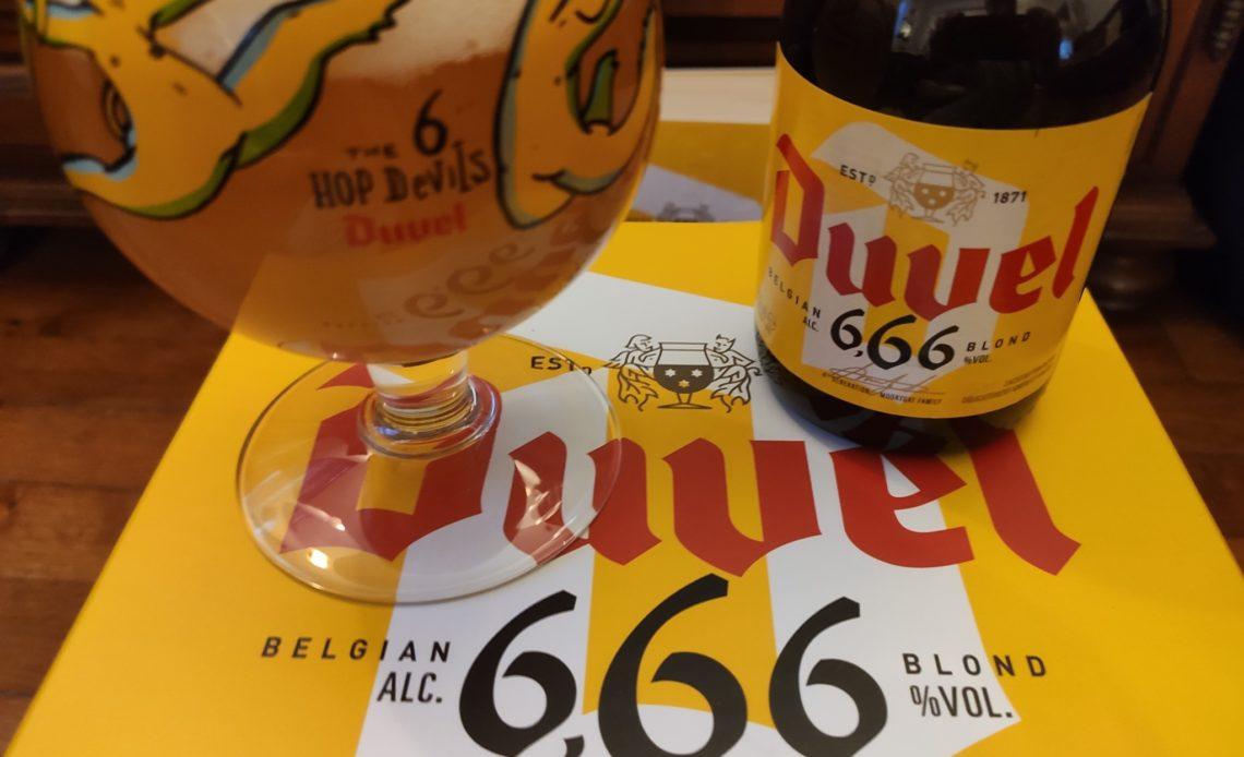 Bière Duvel 666