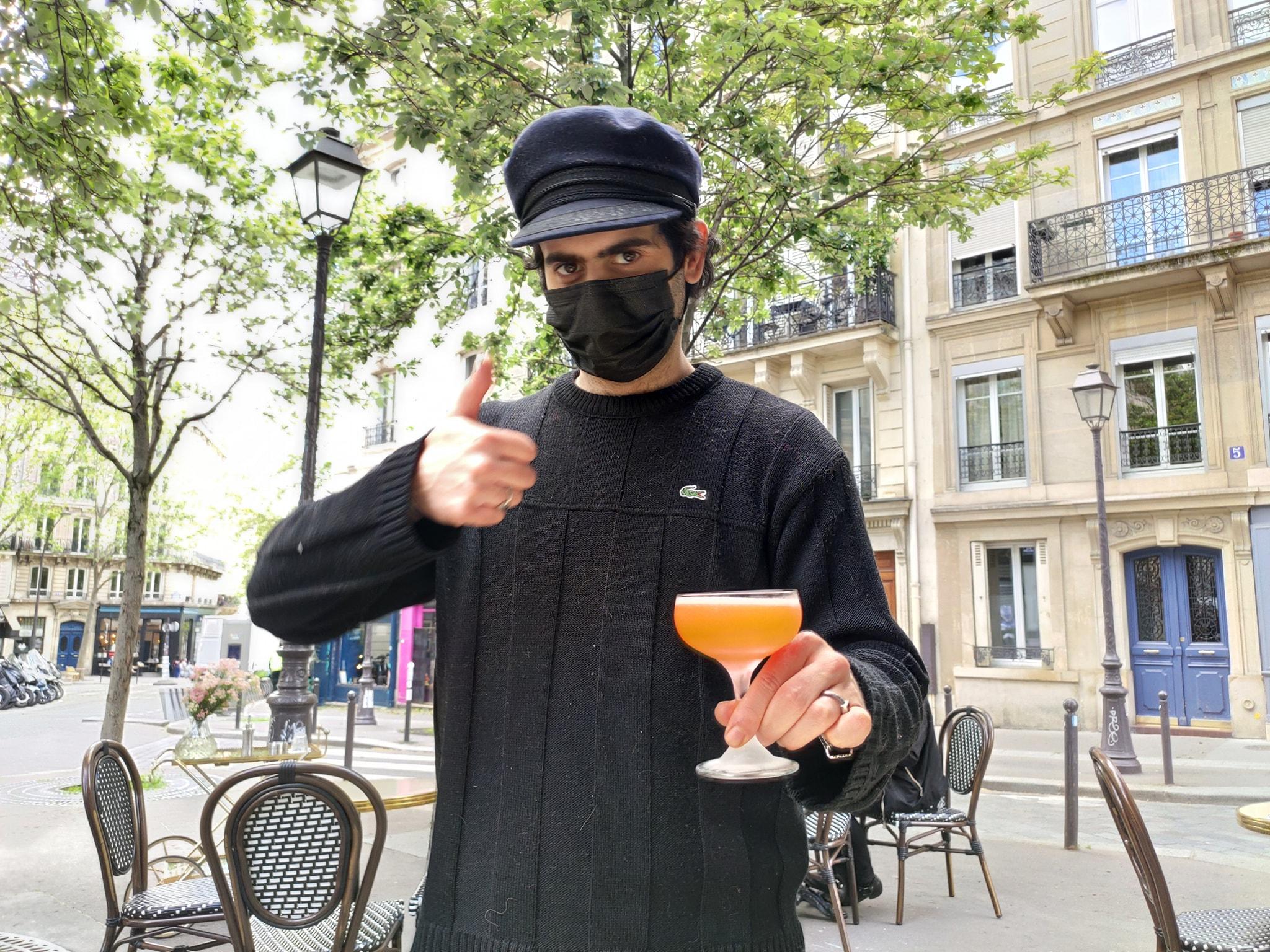 Hugo Combe - Classique - Café - Bar - Paris