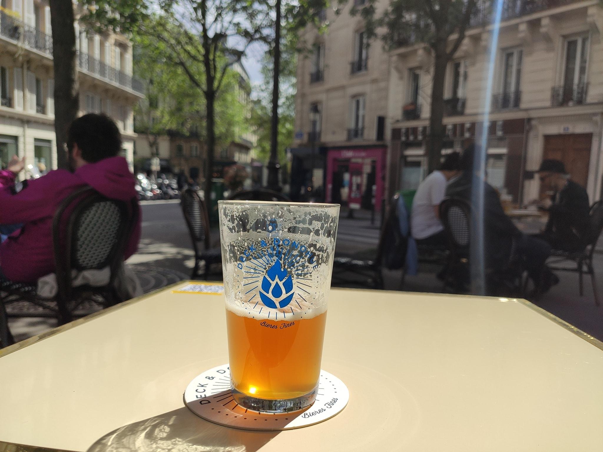 Deck & Donohue - Classique Café - Paris 9ème