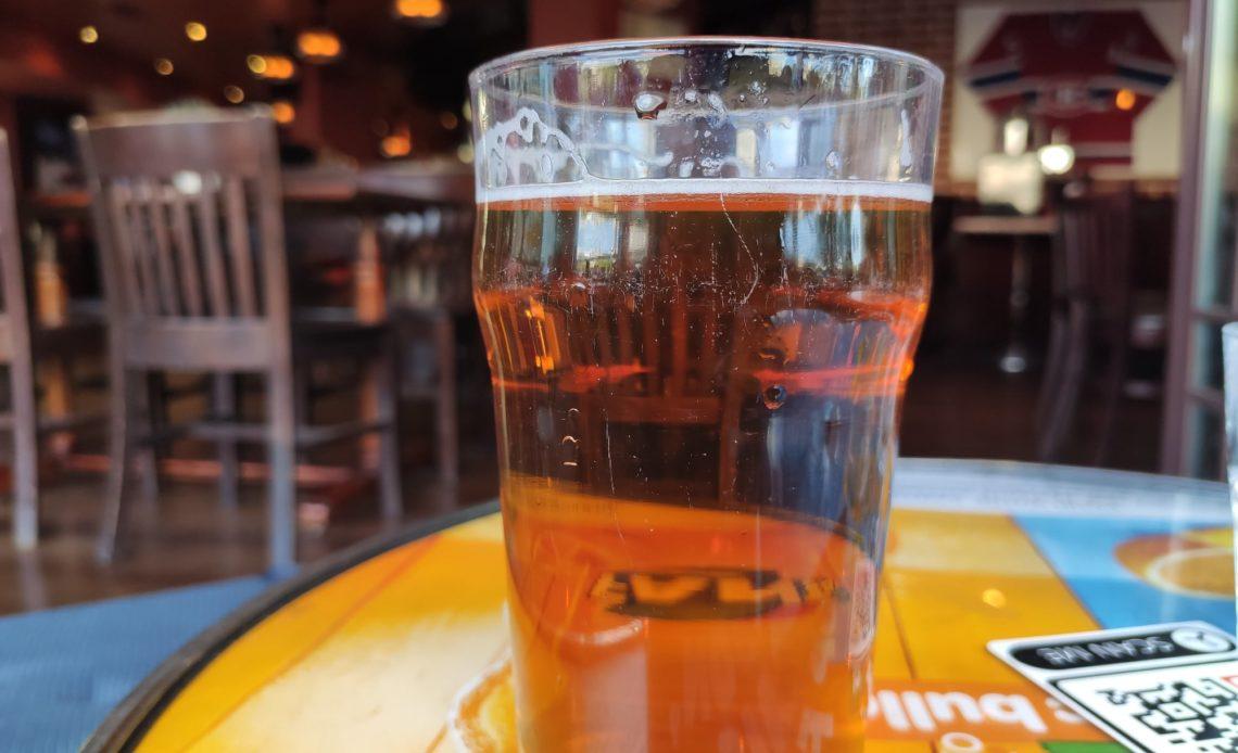Pinte de bière - The Great Canadian Pub