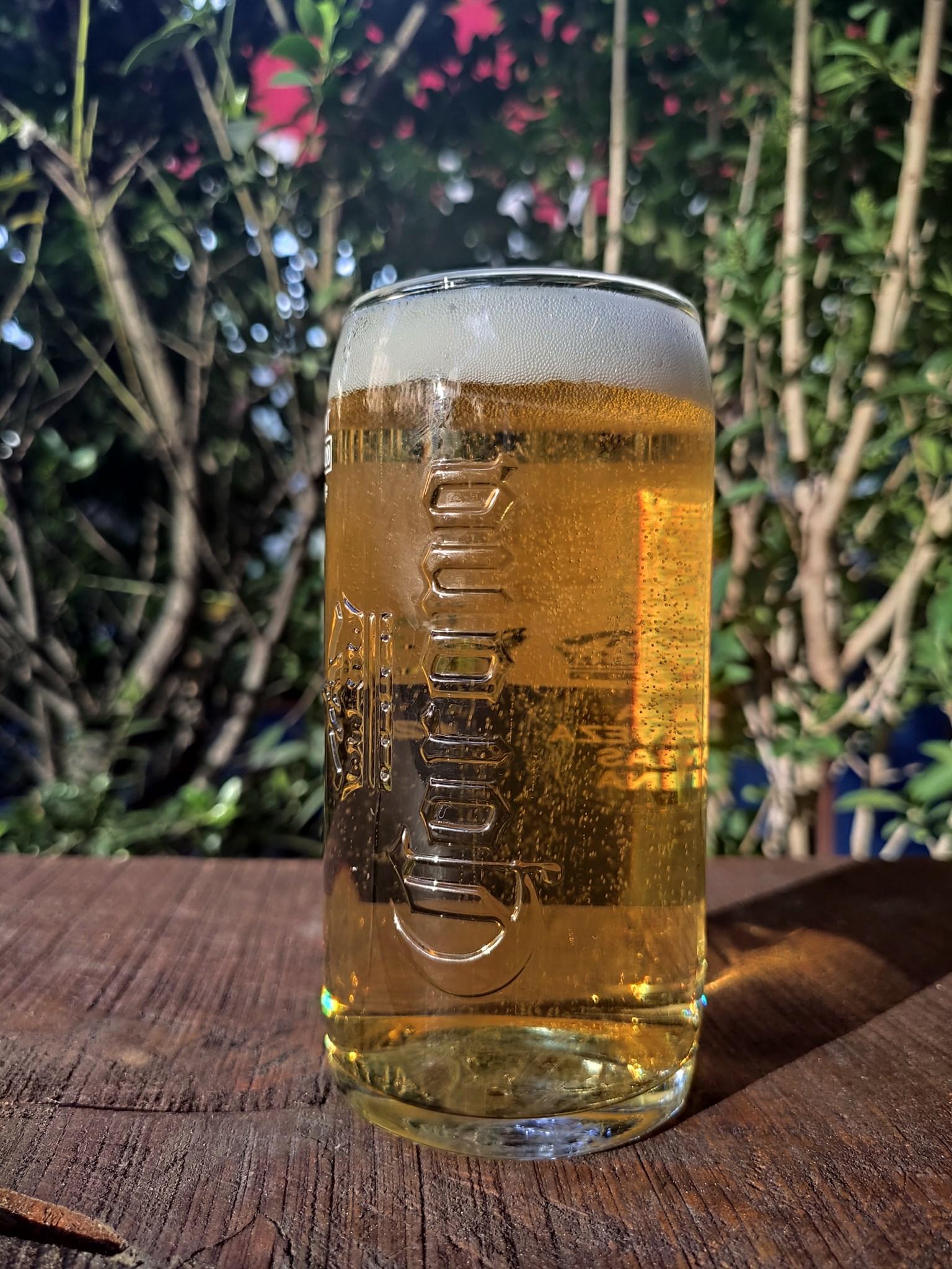 Bière Corona à la pression - El Vecino Paris (1K Hotel)
