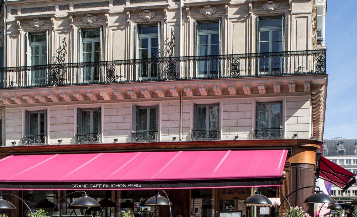 Fauchon l'Hôtel - Grand Café Fauchon - Paris (place de la Madeleine)