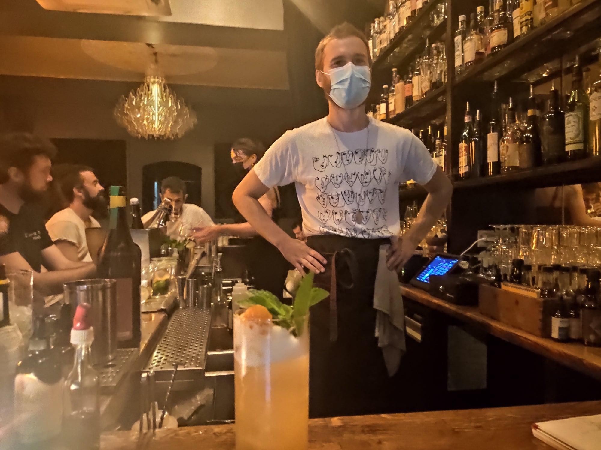 Experimental Cocktail Club - Paris - Matthew Long