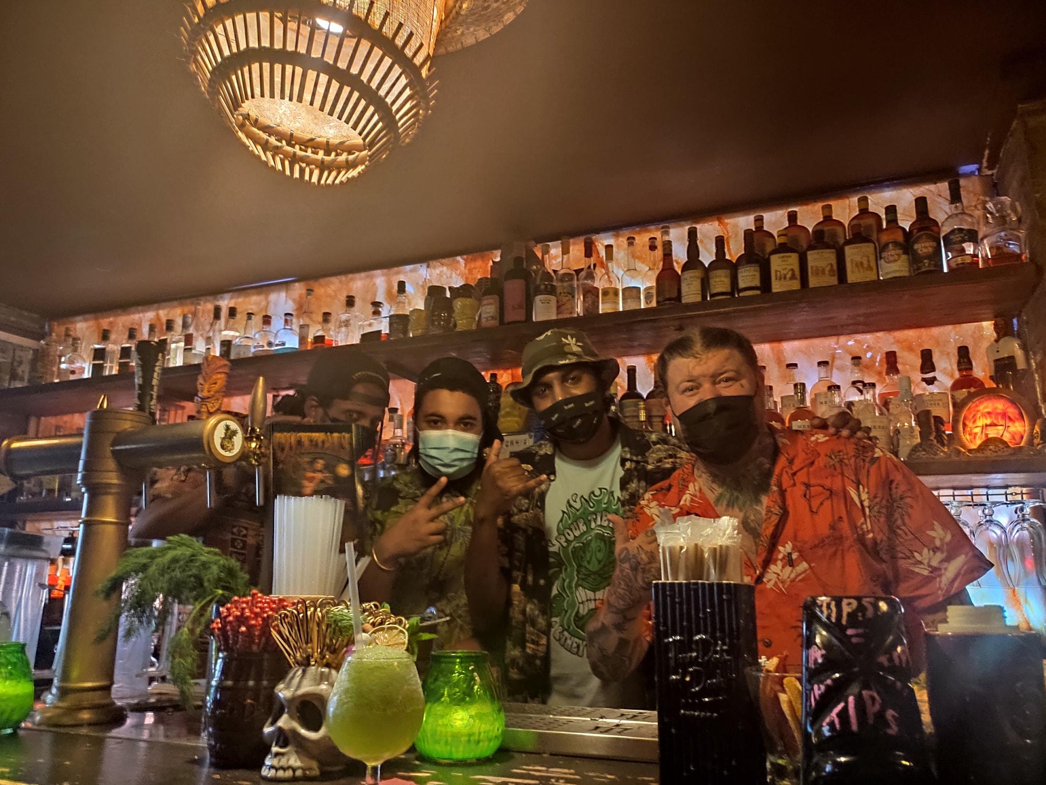 Dirty Dick - Bartenders - Paris