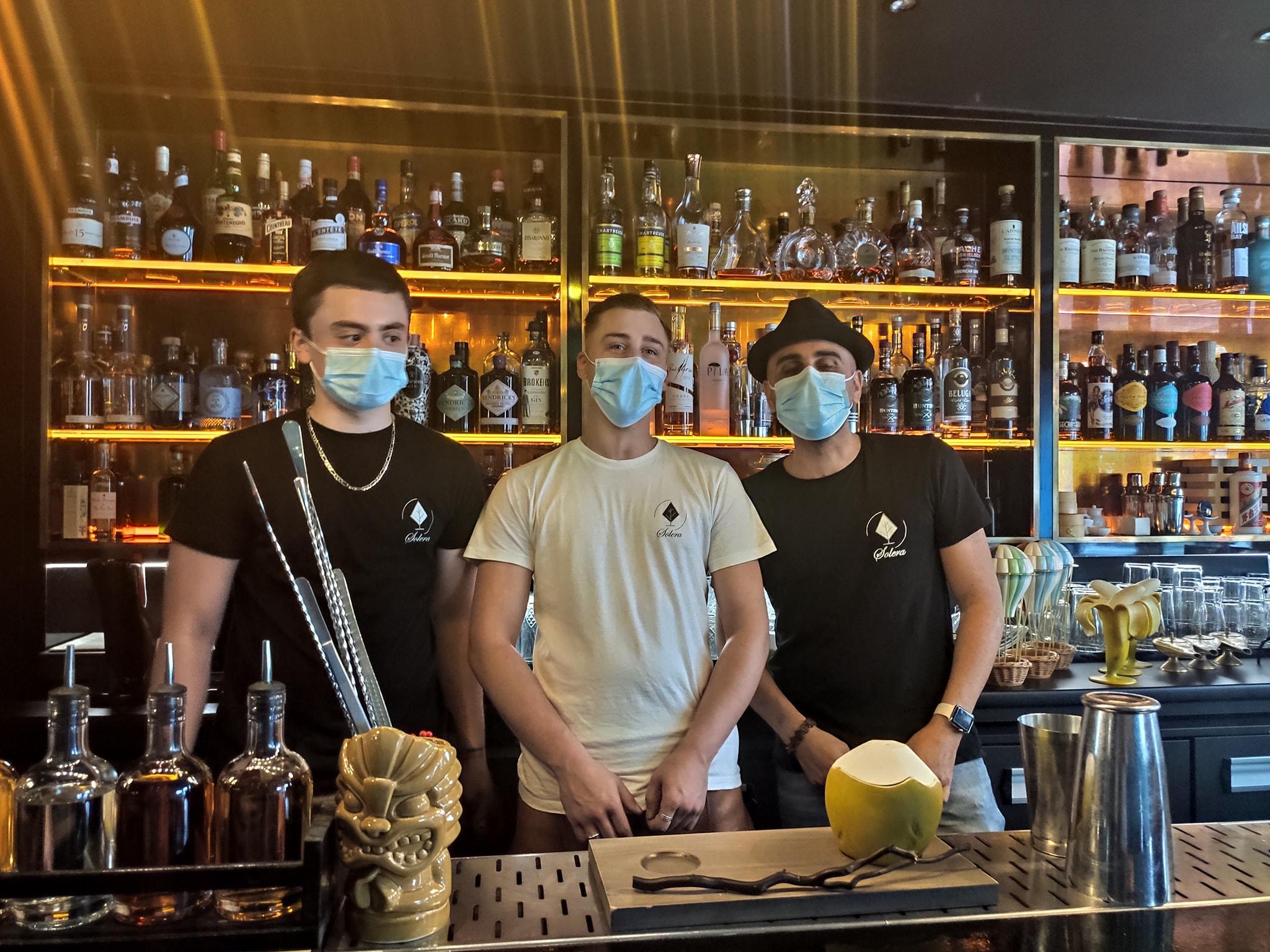 Solera Paris - Bartenders