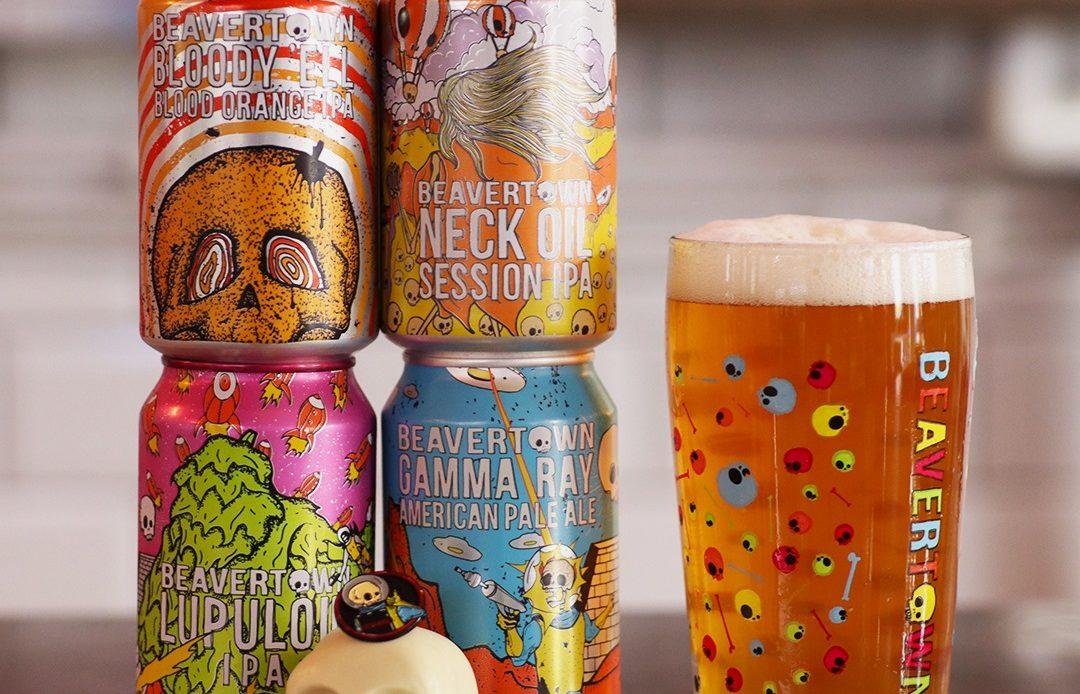 Nouvelles bières Beavertown disponibles en France