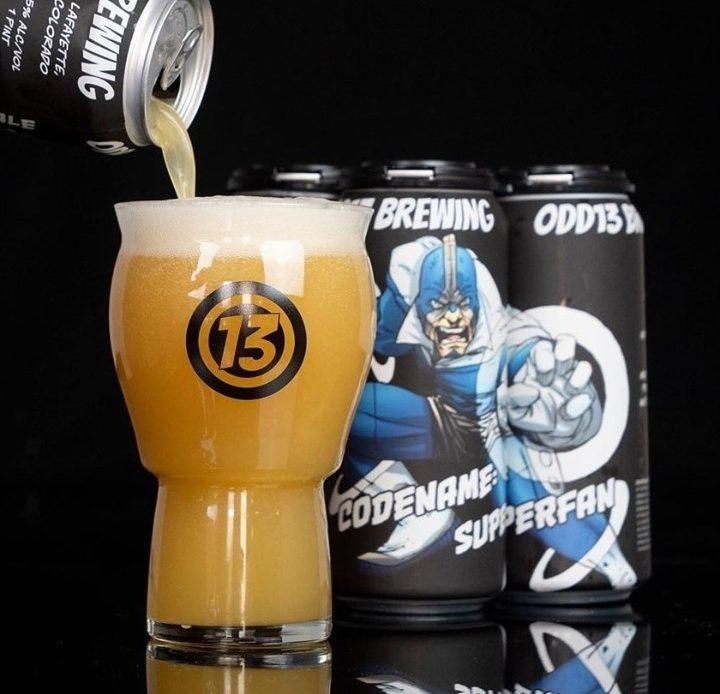 Colorado Craft Beverage - Odd13 Brewing Inc