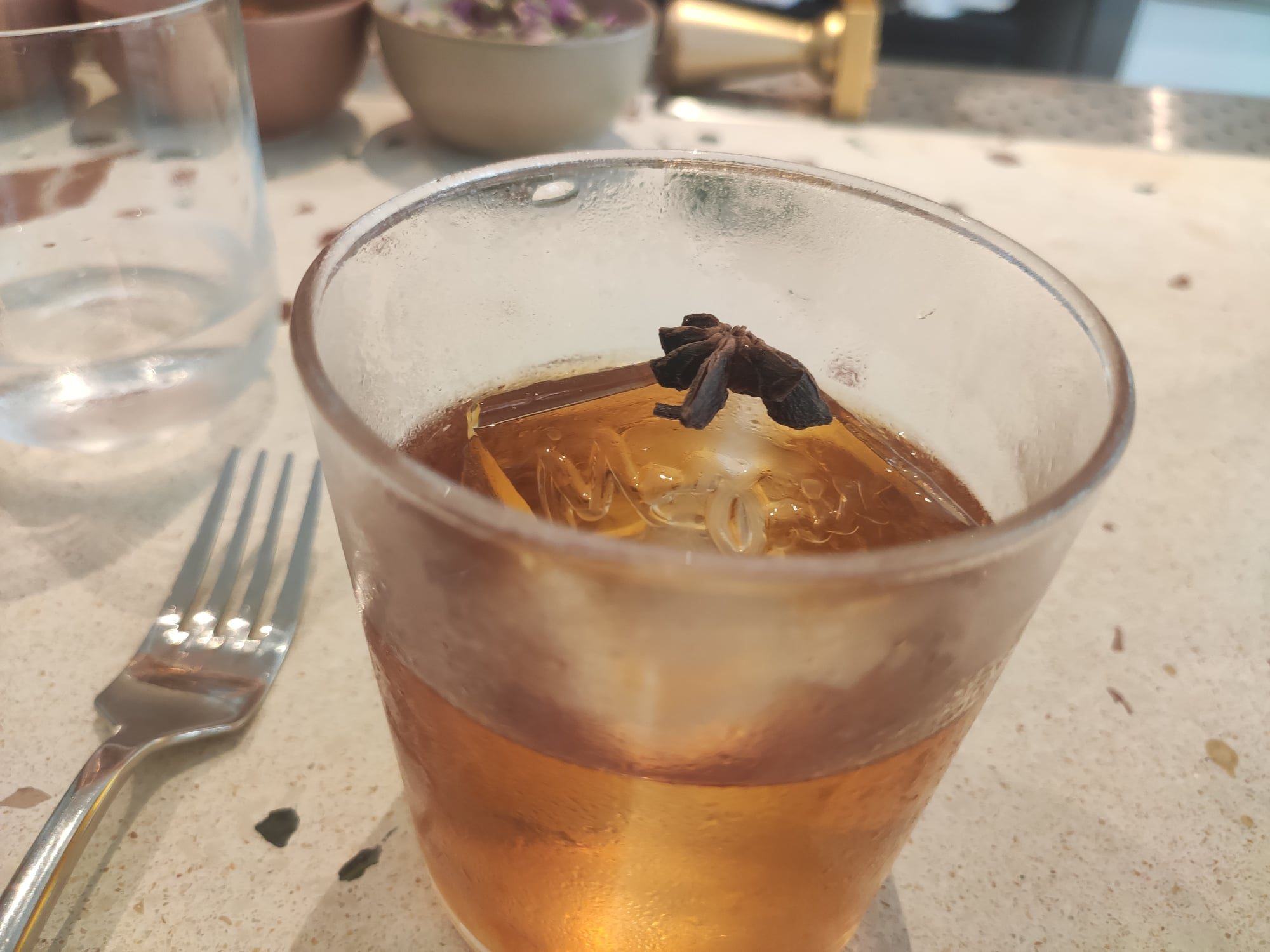 Cocktail - Restaurant Magniv (Paris)