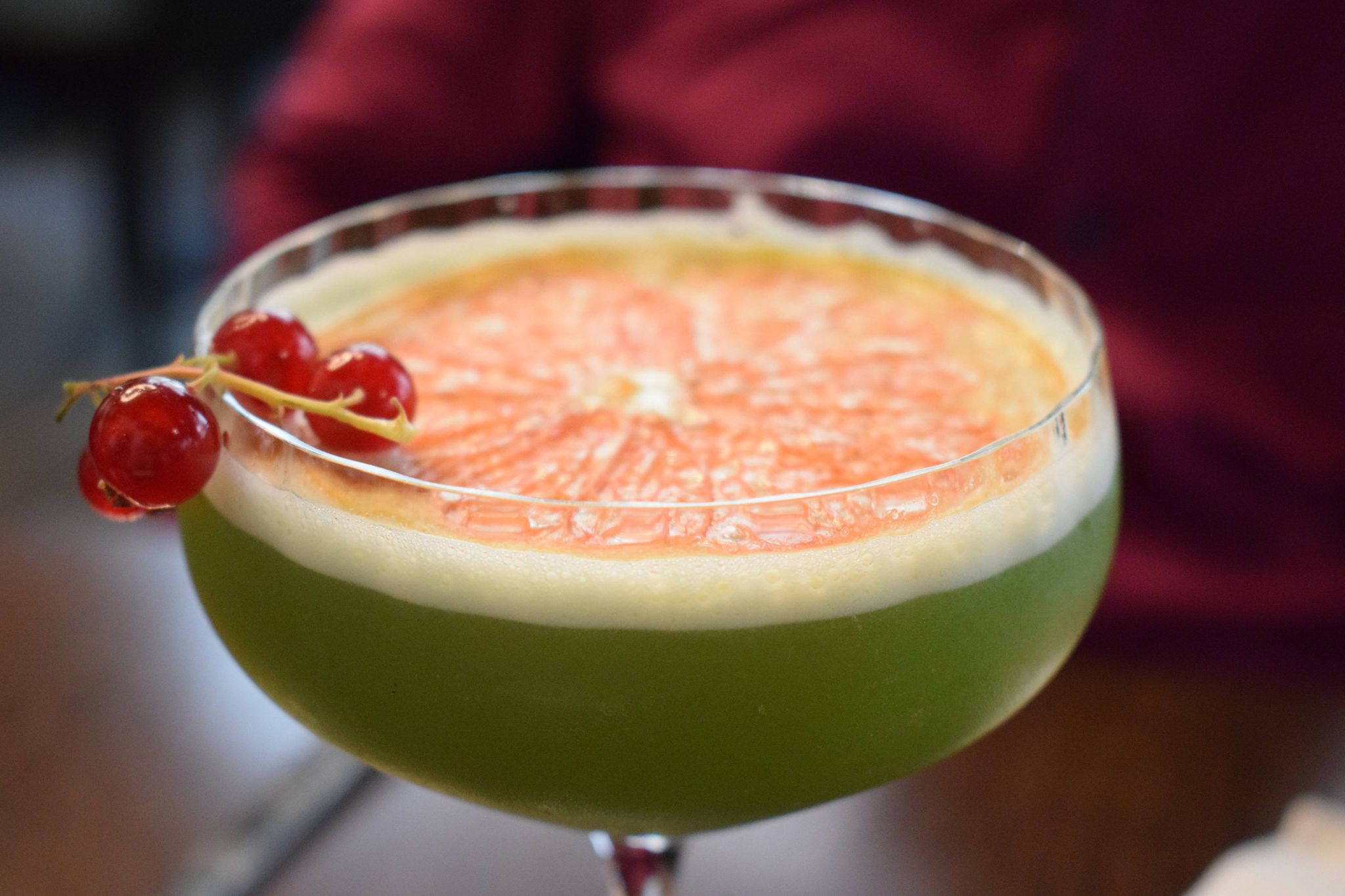 Restaurant Shiro - Cocktail