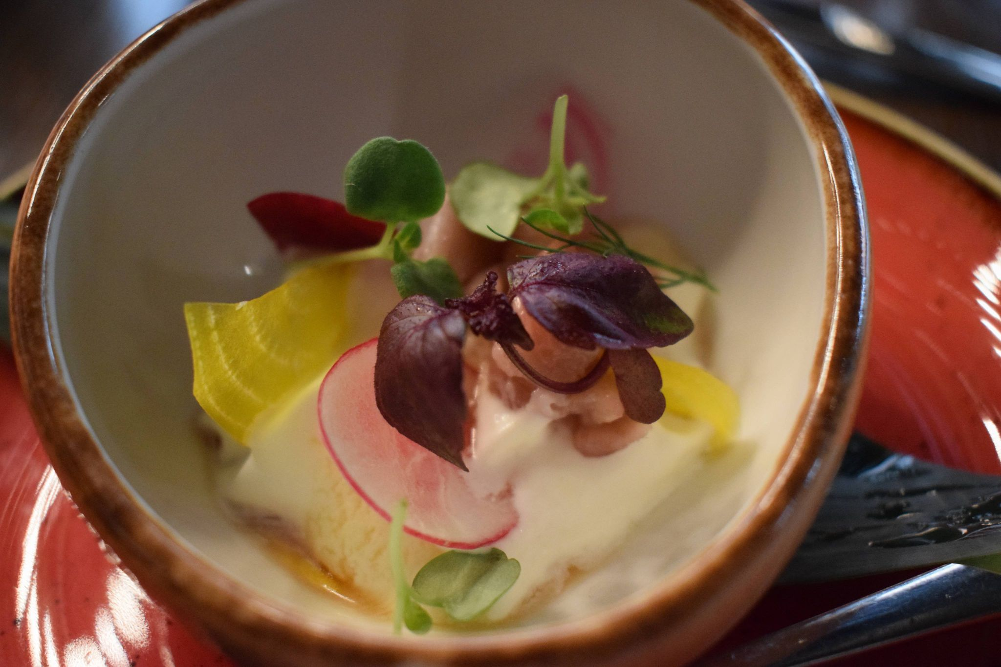 Restaurant Shiro - Menu Okamasé - Paris