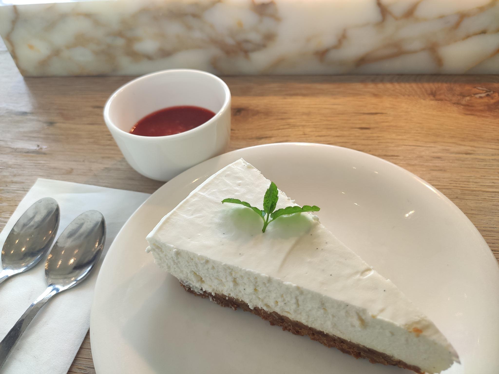 Vapiano - Cheesecake