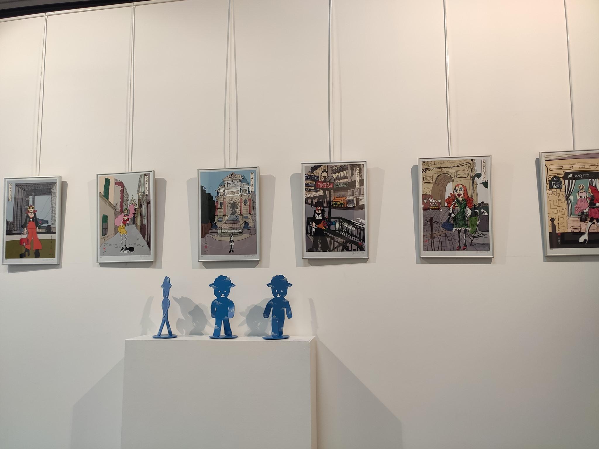 Galerie Art Fontainebleau - Art contemporain