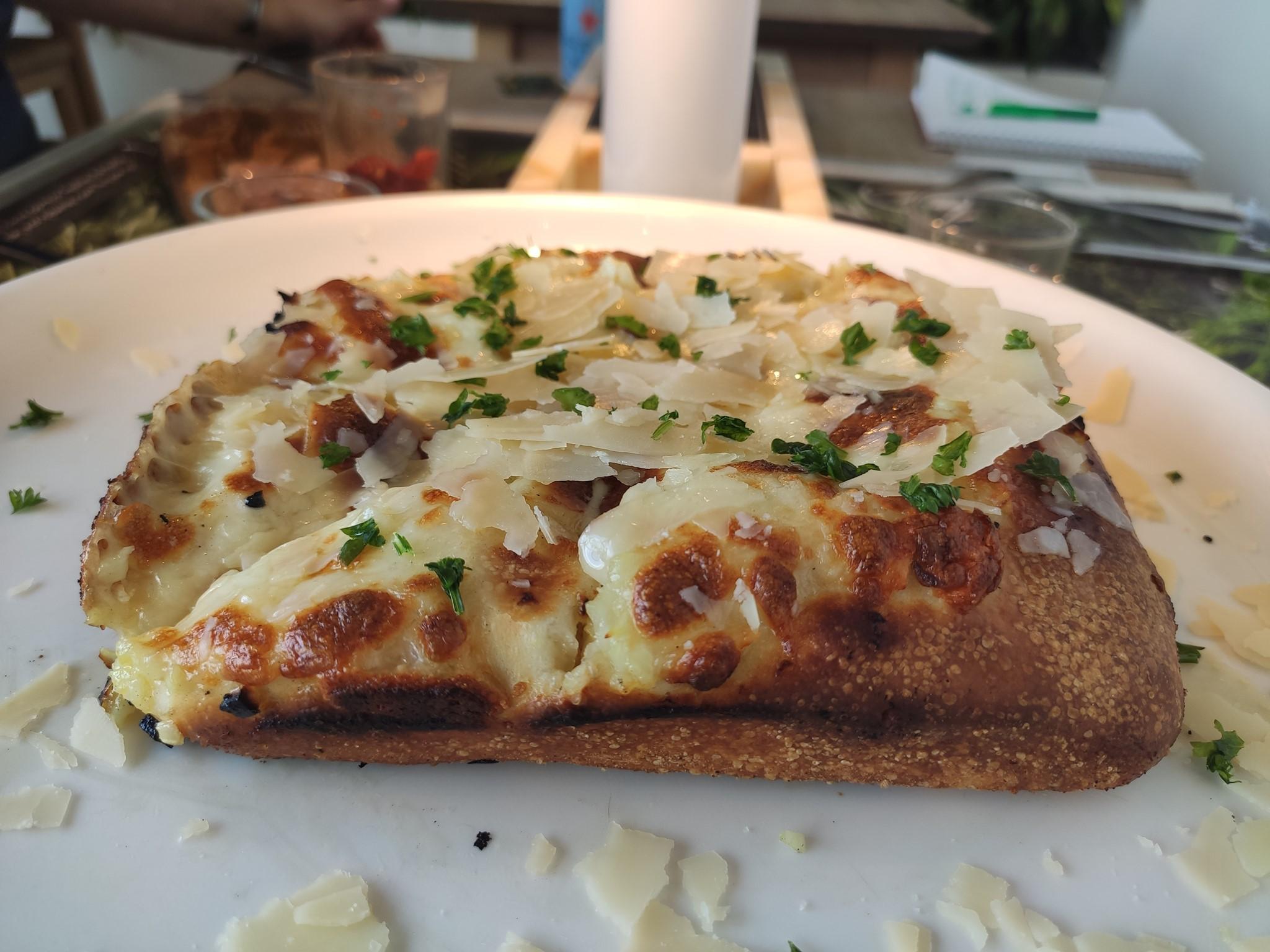 Vapiano - Garlic Bread