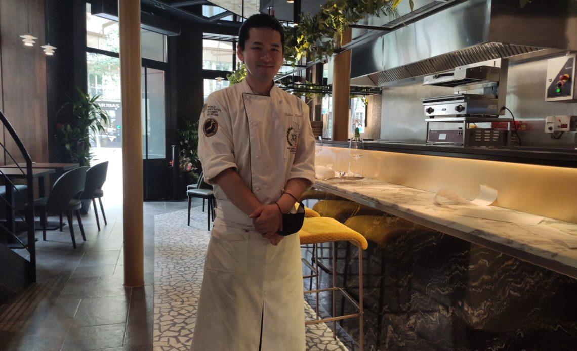Restaurant Shiro - Hiroyuki Ushiro