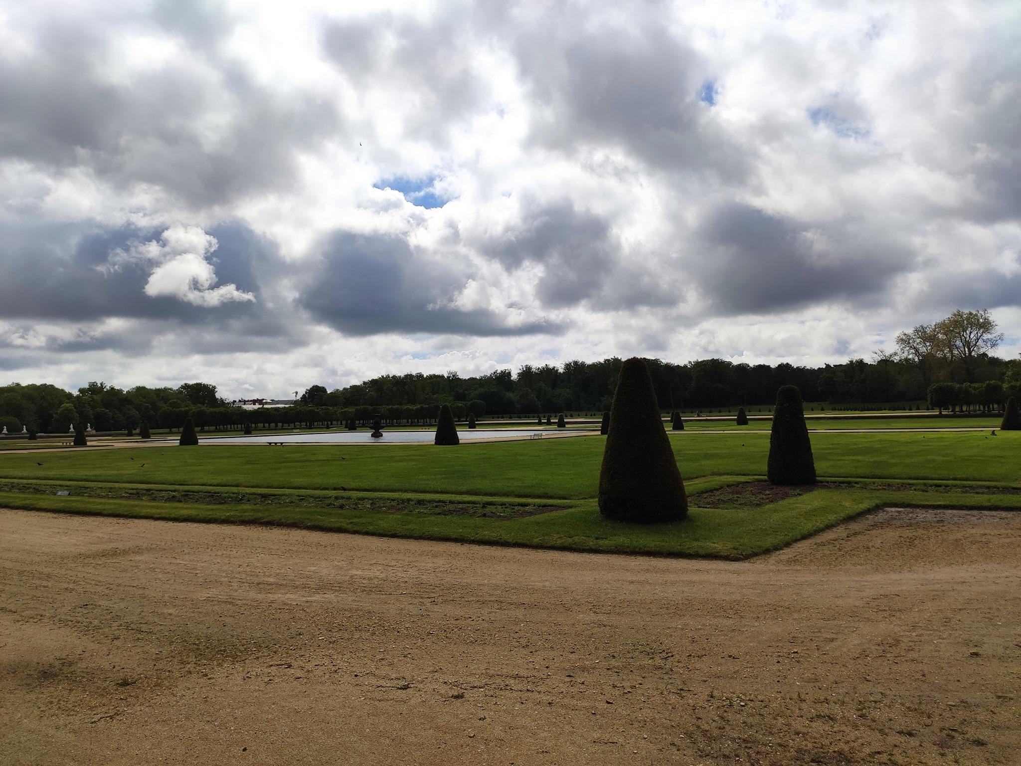Jardin - Château de Fontainebleau